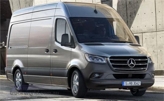 Mercedes Benz Sprinter 3.55t RWD Panel Van 314 LWB 7AT