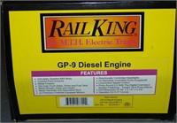 2 MTH RailKing NH Diesels