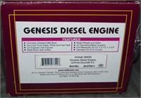 MTH 20-2723-1 Amtrak Genesis Diesel