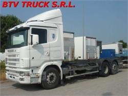 Scania P144g460  Uzywany
