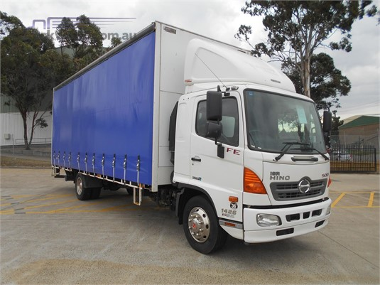 2014 Hino 500 Series - Trucks for Sale