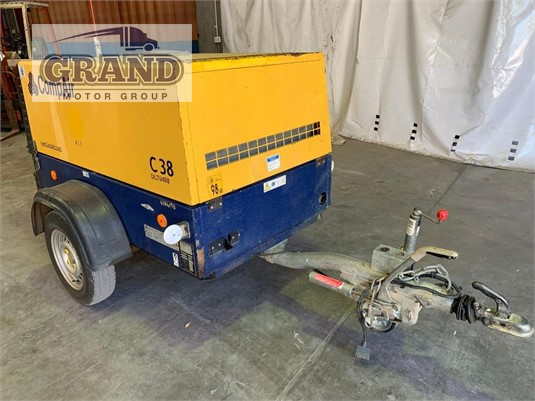 2012 Compair Compressor Grand Motor Group - Heavy Machinery for Sale