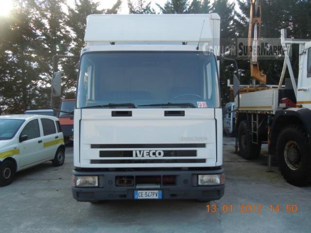 Iveco EUROCARGO 75E15 used 1999
