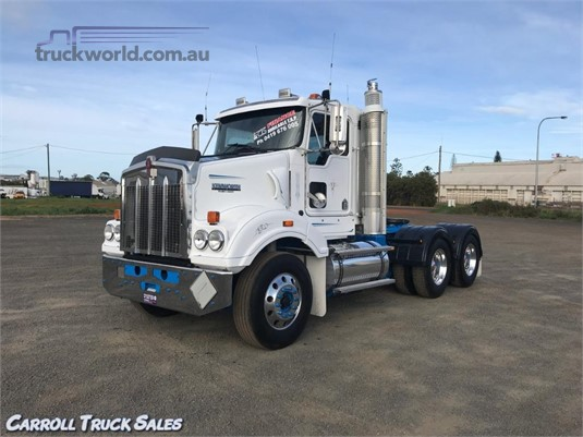 2006 Kenworth T404SAR Carroll Truck Sales Queensland - Trucks for Sale