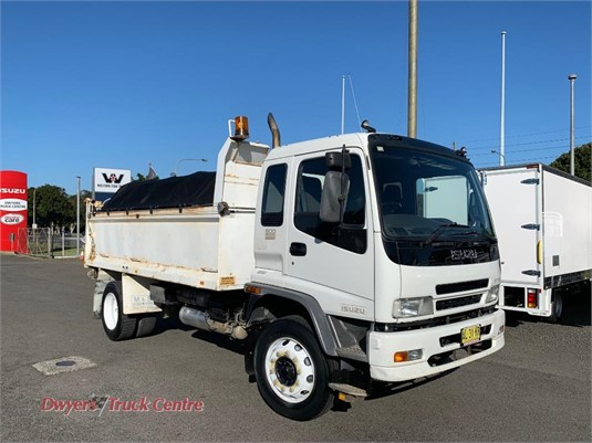 2006 Isuzu FTR 900 Dwyers Truck Centre - Trucks for Sale