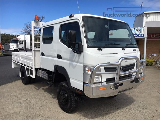 2013 Fuso Canter 715 4x4 - Trucks for Sale