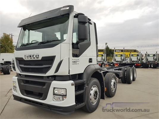 2019 Iveco STRALIS 450 - Trucks for Sale