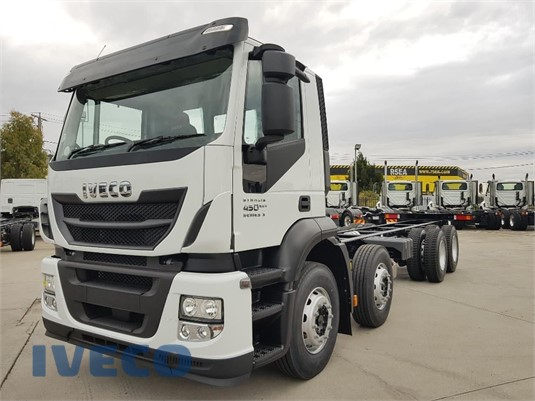 2019 Iveco STRALIS 450 Iveco Trucks Sales  - Trucks for Sale