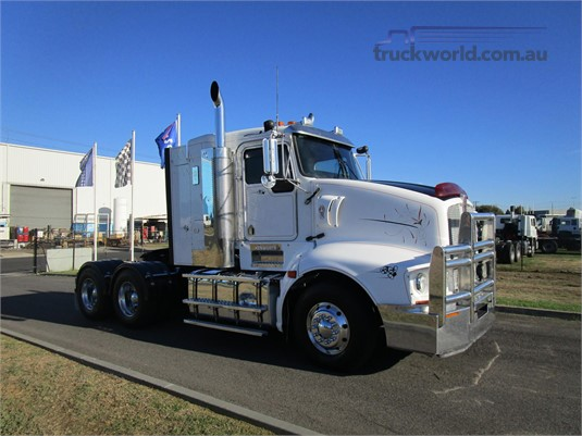2008 Kenworth T608 - Trucks for Sale