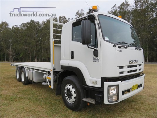 2008 Isuzu FVZ 1400 Auto - Trucks for Sale