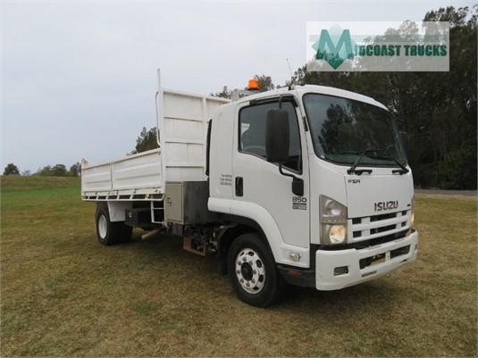 2008 Isuzu FSR850 Midcoast Trucks - Trucks for Sale