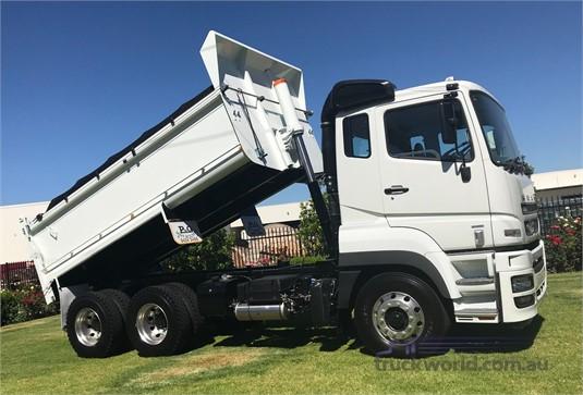 2018 Fuso FV54SK5VFAA - Trucks for Sale