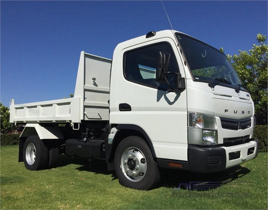 2019 Fuso Canter 815 Wide MWB - Trucks for Sale