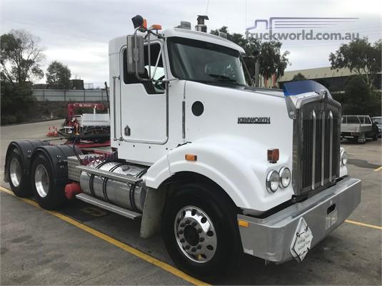 2006 Kenworth T404 - Trucks for Sale
