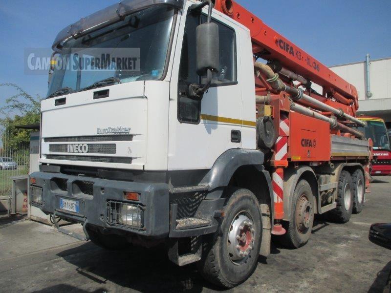 Iveco EUROTRAKKER 410E42 Usato 2000