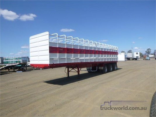 1981 Haulmark Stock Crate Trailer Western Traders 87  - Trailers for Sale