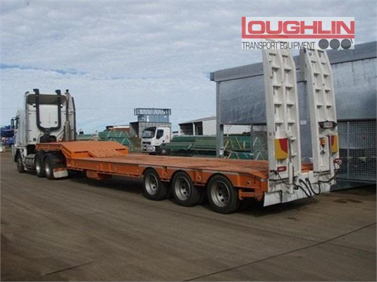 2013 Action Low Loader Loughlin Bros Transport Equipment - Trailers for Sale