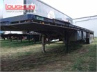 2002 Haulmark Flat Top Trailer Extendable Trailers
