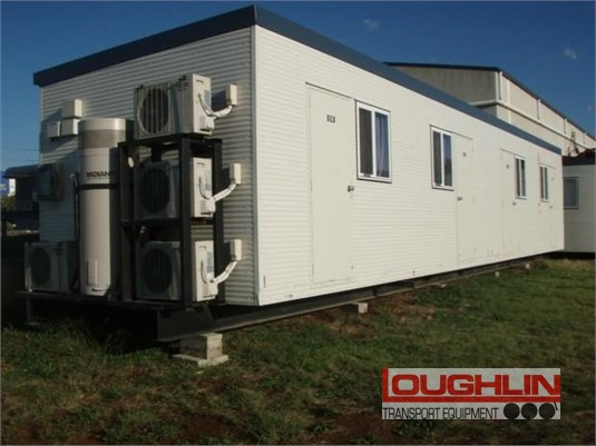 Campac other Loughlin Bros Transport Equipment - Transportable Buildings for Sale
