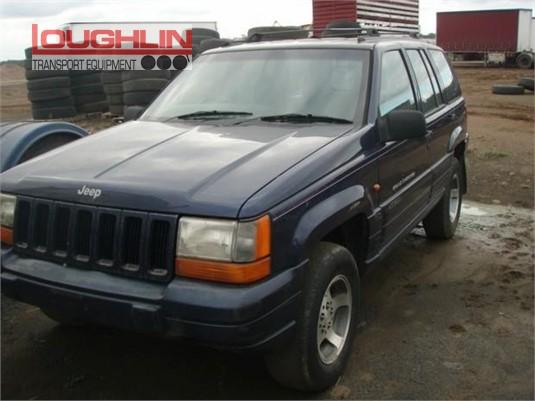 1996 Chrysler Jeep Cherokee Laredo Loughlin Bros Transport Equipment - Light Commercial for Sale