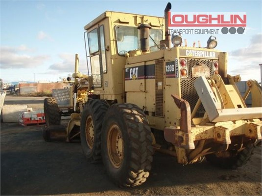 1987 Ditch Witch 120G Loughlin Bros Transport Equipment - Heavy Machinery for Sale