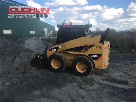 2010 Caterpillar 232B Loughlin Bros Transport Equipment - Heavy Machinery for Sale