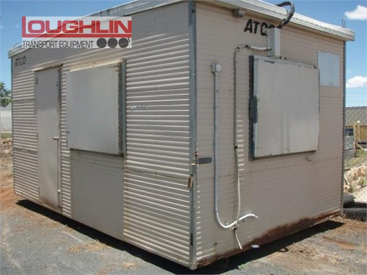 Atco Site Office Loughlin Bros Transport Equipment - Transportable Buildings for Sale