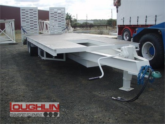 2019 Loughlin other Loughlin Bros Transport Equipment - Trailers for Sale