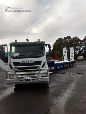 2013 Iveco Stralis 460 - Trucks for Sale
