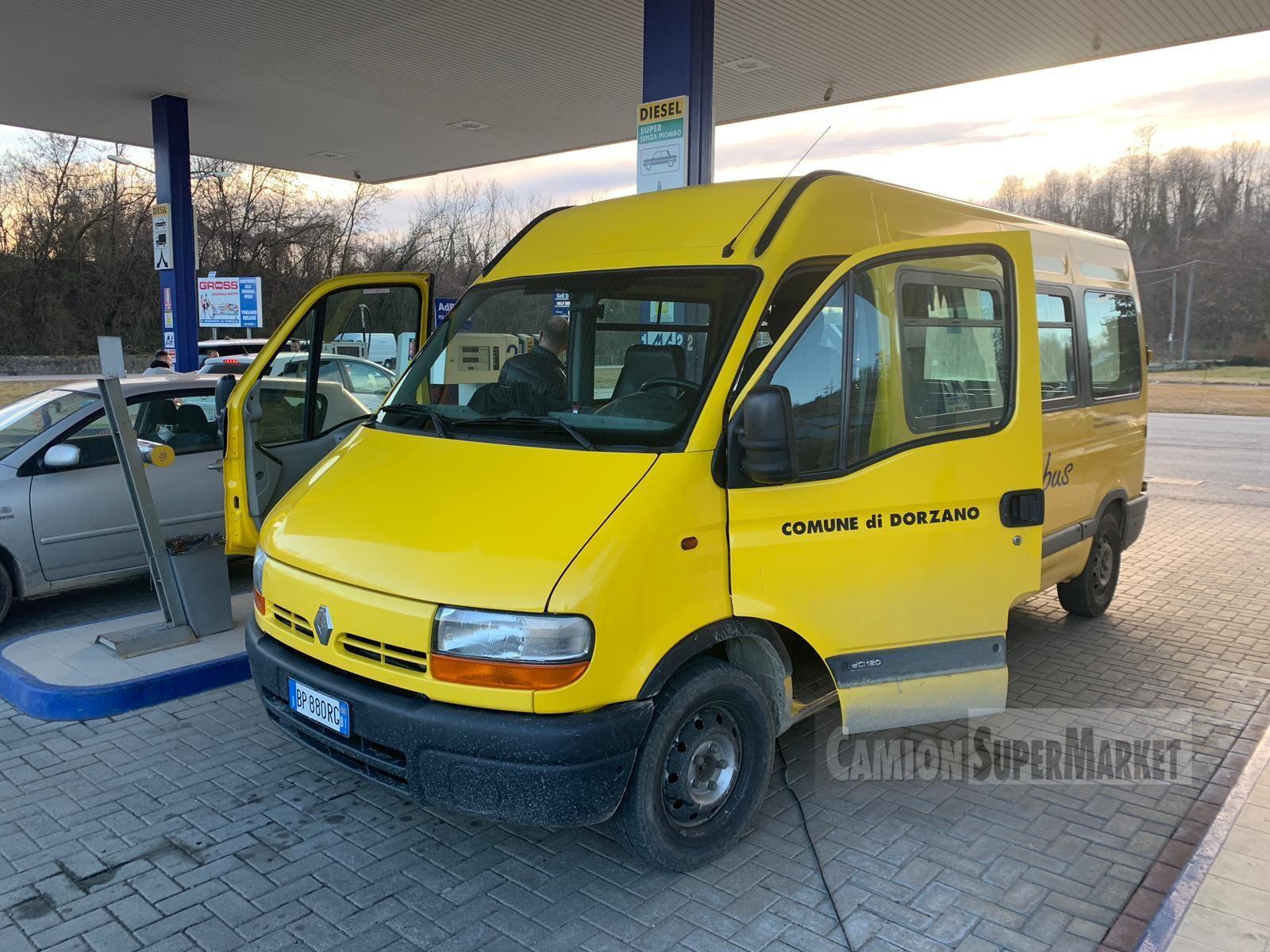Renault MASTER Usato 2002