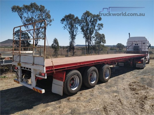 2000 Roadwest Transport other - Trailers for Sale