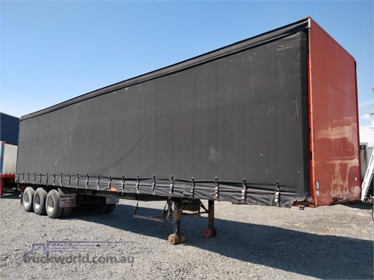 1987 Freighter 45ft Curtainsider Trailer - Trailers for Sale
