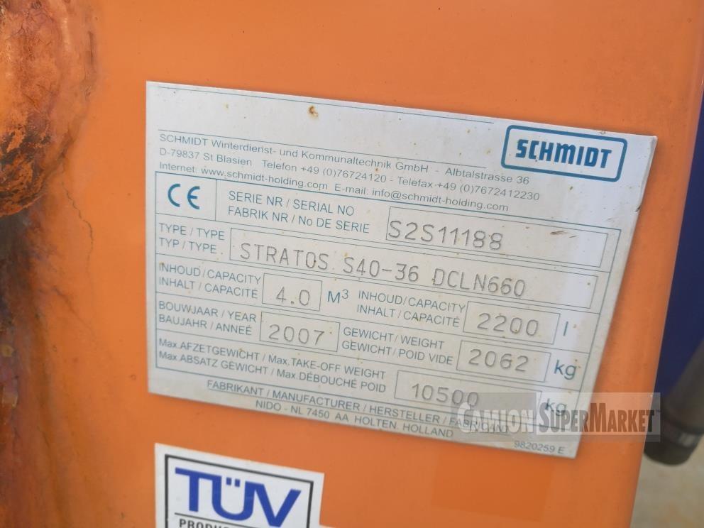 SCHMIDT STRATOS used 2007
