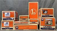 8pc Lionel Accessory Lot