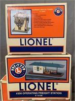 4 Lionel Modern Accessories