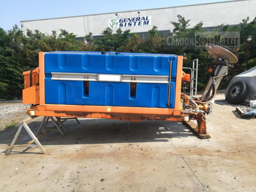 BUCHER STA5000WFS used 2010