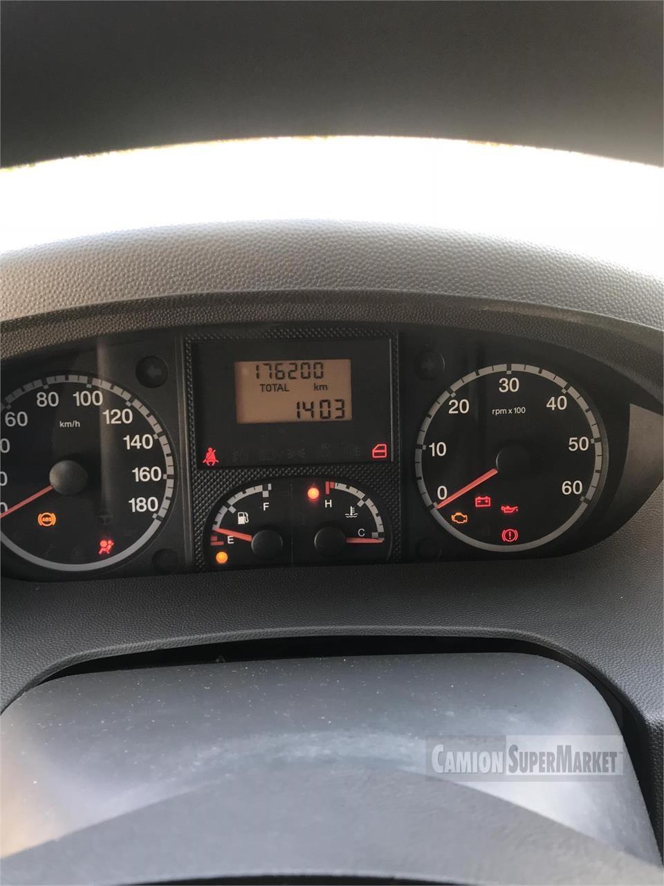 Fiat DUCATO MAXI used 2008 Lombardia