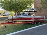 Ski Brendella Wakeboard Boat Auction - San Antonio