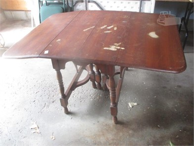 Surprising Solid Wood Drop Leaf Table Other Items For Sale In Michigan Cjindustries Chair Design For Home Cjindustriesco