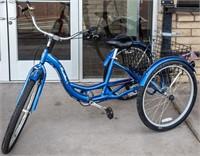 Schwinn Meridian Adult Tricycle with Basket