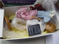 Dolls, Stamps, Pictures and Collectibles Online Only
