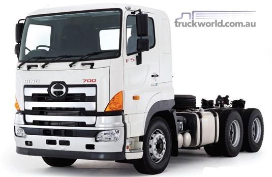 Hino 700 Series FS2844 AMT