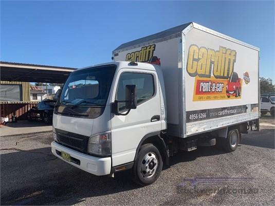 2010 Mitsubishi Fuso CANTER 3.5 - Trucks for Sale