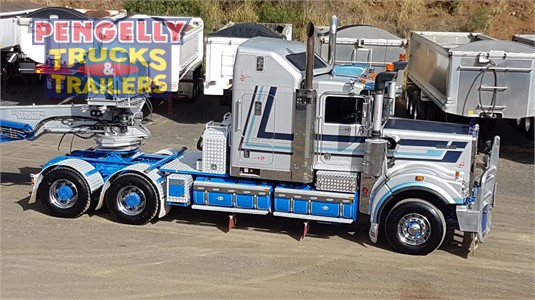 2013 Kenworth C509 Pengelly Truck & Trailer Sales & Service - Trucks for Sale