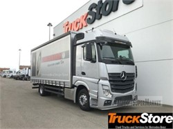 Mercedes-benz Actros 1833  used