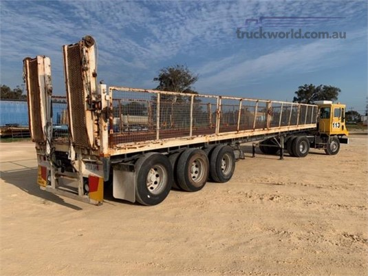 2005 Sfm Engineering other - Trailers for Sale