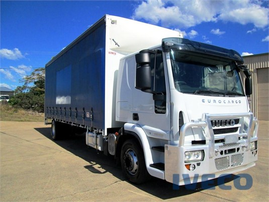 2014 Iveco Eurocargo ML160E28 Iveco Trucks Sales  - Trucks for Sale