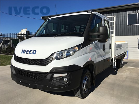 2016 Iveco Daily 50C21 Iveco Trucks Sales  - Trucks for Sale
