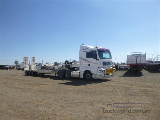 2007 MAN other Western Traders 87  - Trucks for Sale
