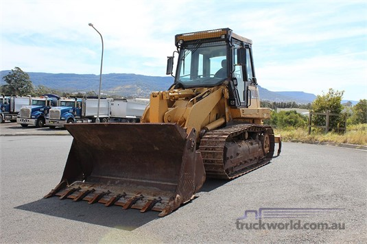 2006 Caterpillar 953C - Heavy Machinery for Sale